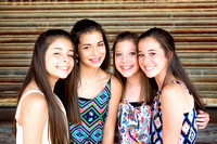 Eva's 13th Birthday Shoot
