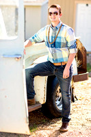 Austin's Senior Portraits