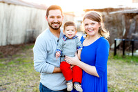 The Saldana Family :: Everett is 1!